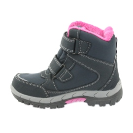 American Club American kozaki buty zimowe z membraną 3121 2