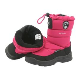American Club American buty zimowe z membraną 801SB 4