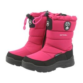 American Club American buty zimowe z membraną 801SB 3