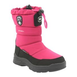 American Club American buty zimowe z membraną 801SB 1