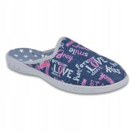 Befado kolorowe obuwie dziecięce     707Y397 wielokolorowe 1