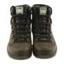 Grisport brązowe buty trekkingowe zdjęcie 3