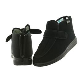Befado obuwie męskie DR ORTO  987m002 czarne 5