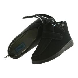 Befado obuwie męskie DR ORTO  987m002 czarne 4