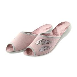 Befado buty damskie kapcie 254D098 3