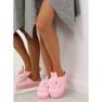 Kapcie damskie króliczki różowe MA01 Pink 5