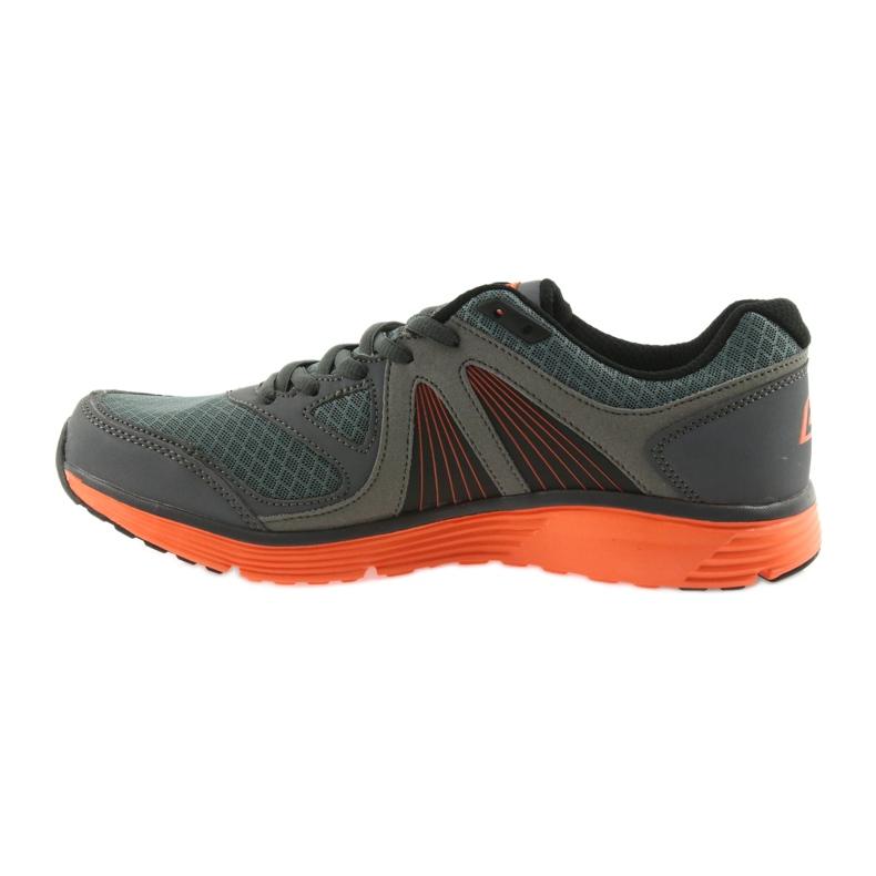 ADI sportowe buty męskie B.one 15-04-011 szare zdjęcie 2