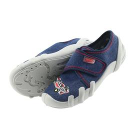 Befado obuwie dziecięce kapcie 273X235 5
