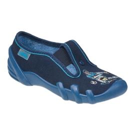 Befado obuwie dziecięce 290X142 granatowe 1