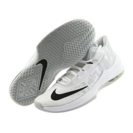 Buty koszykarskie Nike Air Max Infuriate 2 białe białe 3