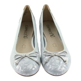 Caprice balerinki buty damskie 22102 3