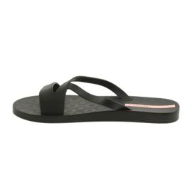 Ipanema klapki do wody buty damskie 26263 czarne 2