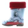 Demar buty dziecięce kalosze z ciepłą skarpetą zdjęcie 2