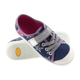 Befado buty dziecięce kapcie trampki 251X113 4