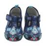 American Club American trampki buty dziecięce na rzepy wkładka skórzana zdjęcie 3