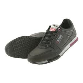 ADI buty męskie sportowe American Club RH03/19 czarne 4