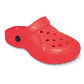 Befado inne obuwie dziecięce - czerwony 159X005 czerwone 1