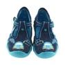 Befado szare obuwie dziecięce 110P342 zdjęcie 3