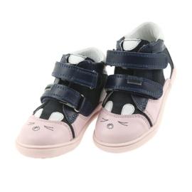 Trzewiki buty dziecięce na rzepy królik Bartek 11702 3