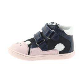 Trzewiki buty dziecięce na rzepy królik Bartek 11702 2