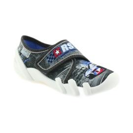 Befado obuwie dziecięce 273X251 szare 2