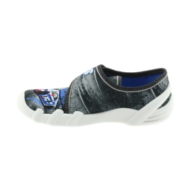 Befado obuwie dziecięce 273X251 szare 3