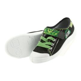 Befado obuwie dziecięce 251X102 szare zielone 5