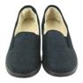 Szare Befado obuwie męskie pu 096M090 zdjęcie 4