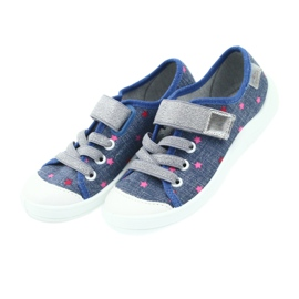 Befado obuwie dziecięce 251X105 niebieskie 5