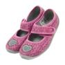 Różowe Befado  obuwie dziecięce 945X325 zdjęcie 5