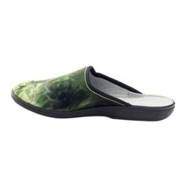 Befado obuwie młodzieżowe 201Q089 zielone 4