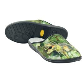 Befado obuwie młodzieżowe 201Q089 zielone 5