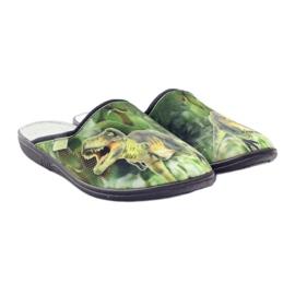 Befado obuwie młodzieżowe 201Q089 zielone 6