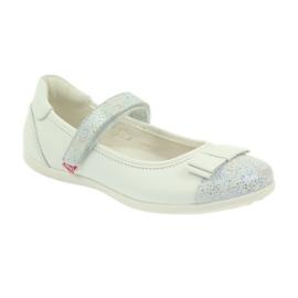 Befado obuwie dziecięce 170Y019 białe 2