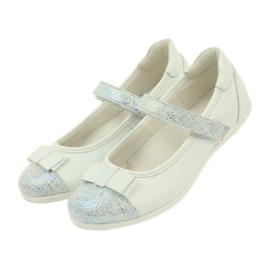 Befado obuwie dziecięce 170Y019 białe 5