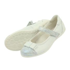 Befado obuwie dziecięce 170Y019 białe 6