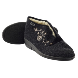 Befado obuwie damskie pu 031D028 wielokolorowe 4