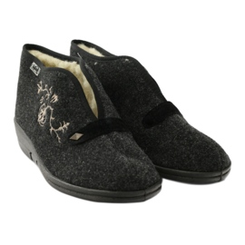 Befado obuwie damskie pu 031D028 wielokolorowe 5