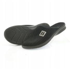 Befado obuwie męskie pu 548M015 czarne 6