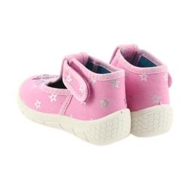 Befado obuwie dziecięce  531P009 różowe 4