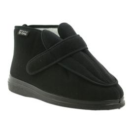 Befado obuwie męskie  pu orto  987M002 czarne 2