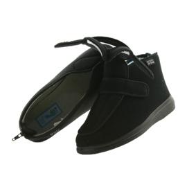 Befado obuwie męskie  pu orto  987M002 czarne 5