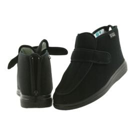 Befado obuwie męskie  pu orto  987M002 czarne 6