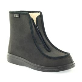 Befado obuwie  męskie pu 996M008 czarne 2