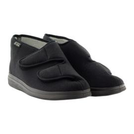Befado obuwie męskie  pu 986M003 czarne 5