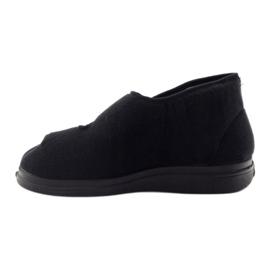 Befado obuwie damskie  pu 986D003 czarne 3