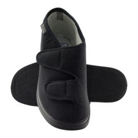 Befado obuwie damskie  pu 986D003 czarne 4