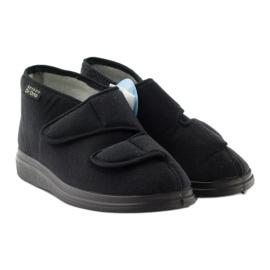 Befado obuwie damskie  pu 986D003 czarne 5