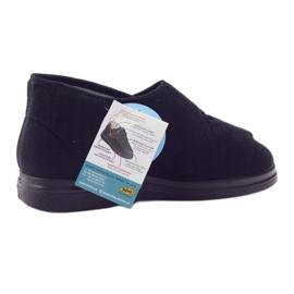 Befado obuwie damskie  pu 986D003 czarne 6