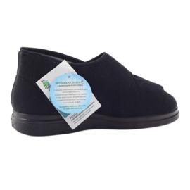 Befado obuwie damskie  pu 986D003 czarne 7